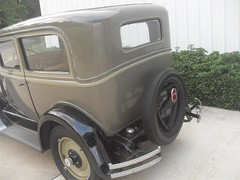 29ChevyModelAC_0k_tail (Monaco Luxury) Tags: original barn 5 pass international chevy drives runs ac coupe find completely 1929