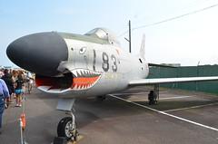 JASDF F-86D Sabre 04-8183 (ta152eagle) Tags: f86d  048183