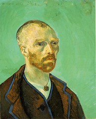 VanGogh-self-portrait-dedicated_to_gaugin (Carlos Cesar Alvarez) Tags: arte vangogh pintura