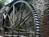 Water Wheel at Dyfi Furnace