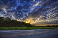 Long Day's Journey into Night (Kansas Poetry (Patrick)) Tags: wetlands bakerwetlands wakarusawetlands lawrencekansas lawrence lawrenceks patrickemerson sunset patricklovesnancy