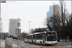 Mercedes-Benz Citaro G - RDTA (Régie Départementale des Transports de l'Ain) / TPG (Transports Publics Genevois) n°958 (Semvatac) Tags: semvatac photo bus tramway métro transportencommun mercedesbenz citarog al002pz rdta régiedépartementaledestransportsdelain tpg transportspublicsgenevois f placedesnations genève suisse