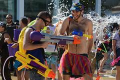 (bashan) Tags:      2016      telaviv war habima water israel summer pool