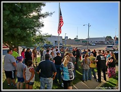 Prayers for our Community (Snapshots by JD) Tags: police firemen westville oklahoma emt ambulance