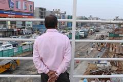 It's No Longer My City (Mayank Austen Soofi) Tags: delhi walla its no longer my city south extension construction