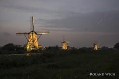 Kinderdijk (Rolandito.) Tags: holland nederland netherlands niederlands paysbasy pays bas paysbas kinderdijk windmill windmills moulin moulins windmhle windmhlen