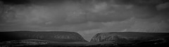 Tordai hasadk (MBKeeS) Tags: 2016 erdly torda tordaihasadk bw feketefehr felh hegy