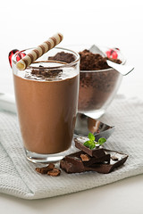 Milkshake (petia_maglova) Tags: drink black brown unhealthy milkshake nutrition cup tasty beverage shake creamy cream healthy natural delicious summer candy chocolate smoothie dairy sweet glass fresh cold dessert refreshing milk homemade