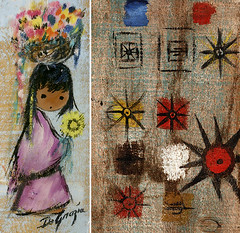 Happy Throwback Thursday! (DeGrazia Gallery in the Sun) Tags: teddegrazia degrazia ettore ted artist nationalhistoricdistrict galleryinthesun artgallery gallery nonprofit foundation adobe architecture tucson arizona az santacatalinas desert paintings wood panels throwbackthursday tbt