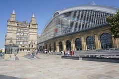 Liverpool Lime Street Station (Stuart Grout) Tags: liverpool train station limestreet
