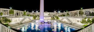 UAlbany Fountain