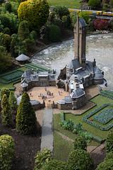 St. Hubertus hunting castle (Adriaan van Oost) Tags: sthubertus berlage jachthuis jachtslot madurodam scale model architecture veluwe krller mller