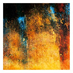 mur de Bassam (Marie Hacene) Tags: grandbassam ctedivoire unesco mur orange textures matires