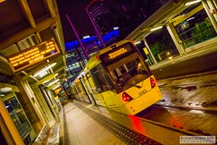 MediaCityUK2016.08.20-26 (Robert Mann MA Photography) Tags: salford quays mediacityuk manchester greatermanchester manchestercitycentre city citycentre architecture cities summer 2016 saturday 20thaugust2016 manchestermetrolink metrolink tram trams night nightscape nightscapes