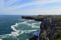 cantabrico (missemeyas) Tags: mar cantabrico llanes costa acantilados pria