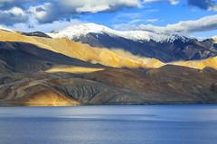 Captivating (Nitin's Photography) Tags: lake tsomoriri nature ladakh india travel sky clouds snow