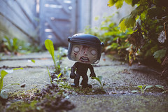 Walker.. (D_habits) Tags: walkingdead prisonguard walker zombie apocalypse bokeh zombies thewalkingdead fuji x70