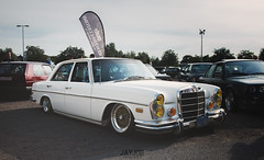 XS CLASSIC 2016 (JAYJOE.MEDIA) Tags: mercedes benz 280 low lower lowered lowlife stance stanced bagged airride static slammed bbs bbswheels bbsgang wheelwhore
