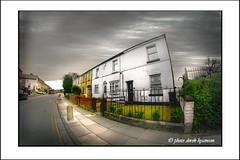 IMG_9120 -FISH EYE 13 (Derek Hyamson (5 Million views)) Tags: deysbrook cottages fisheye hdr samyang 8mm westderby liverpool