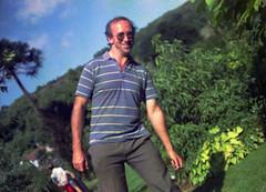 1989-1002 Clevedon gdn (mattbuck4950) Tags: england unitedkingdom europe somerset northsomerset photosbymatt dad gardens clevedon 1989 manorhousegarden