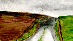 route 05 (Frdric Glorieux) Tags: frdricglorieux route road a4 acryl