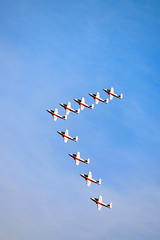 Snowbirds (Jade Chanoquaway) Tags: nikon nikkor d5500 outdoor outside outdoors light shadow contrast sky cloud clouds sun sunlight sunshine machinery machine machines airshow airplane airplanes airport plane planes formation fly flying flight performance pilot aircraft military squadron demonstration september autumn fall canada ontario cans2s