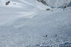 Piste de L'Arcellaz (gourette domaine skiable) Tags: pistes