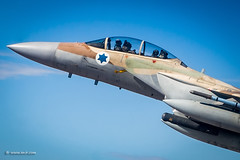 Flying with the F-15i Ra'am (xnir) Tags: f15 f15i raam air2air flight israel israelairforce nir nirbenyosef xnir aviation