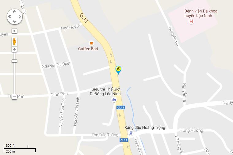 Khai trương siêu thị Điện máy XANH Lộc Ninh, Bình Phước
