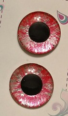 real silver eyechips