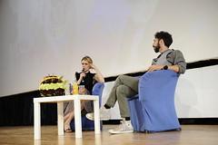 Elena Radonicich (giffonistory) Tags: 2016 giffoni festival salatruffaut incontro manliocastagna 46a