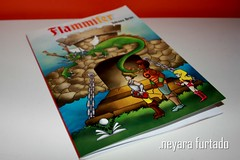 flammifer (NeyaRa Furtado) Tags: flammifer livro infantil criana drago darda