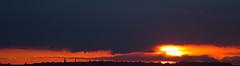 Threatening clouds gather 2 (ArtGordon1) Tags: stormclouds clouds cloud sunset sunrays evening london england uk walthamstow davegordon davidgordon daveartgordon davidagordon daveagordon artgordon1 landscape
