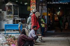 Nizamuddin dargah basti-15 (Sanjukta Basu) Tags: monuments delhi heritage restorationproject nizamuddin urbanpoor poverty slum basti india outdoor people streetphotography