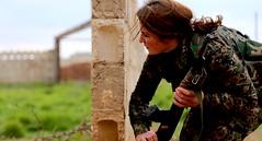 Kurdish YPG Fighter (Kurdishstruggle) Tags: ypg ypj ypgypj ypgkurdistan ypgrojava ypgforces ypgkmpfer ypgwomen ypgfighters yekineynparastinagel kurdischekmpfer war warphotography warrior freekurdistan berxwedan freedomfighter courage frontline warfare isil resistancefighters ak47 revolutionary revolution revolutionarywomen combat freiheitskmpfer struggle kurdsisis kmpfer isis kobane kobani efrin manbij minbic hasakah rojava rojavayekurdistan femalefighters feminism kurdishfemalefighters feminist womenfighters kurdishwomenfighters kurd kurdish kurdistan krt kurds rifle raqqa syriakurds syrianwar kurdssyria krtsuriye jinjiyanazadi jinenazad kurdishforces syria kurdishregion syrien kurdishmilitary military kurdisharmy suriye militarywomen hero kurdishfighters fighters kurdishfreedomfighters