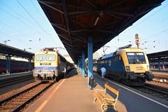 MAV 432 171,470 008 Budapest Keleti (eddespan (Edwin)) Tags: mav hongarije hungary ungarn trein spoorwegen train zug taurus budapestkeleti kelti