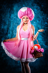 aniventure_2016_photo_corner-153 (Victor G Minchev) Tags: cosplay portrait nikon 70200 studio photocorner comiccon costume super mario mushroom princess another castle