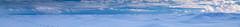 Panorama of Kirkjubæjarklaustur (dawvon) Tags: snowdunes iceland landscape winter travel cloudy skaftárhreppur kirkjubæjarklaustur nordic panorama suðurland europe season snow lýðveldiðísland republicoficeland southernregion churchfarmcloister ísland south