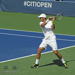 Steve Johnson at the 2016 Citi Open (ElizabethAOwens) Tags: washington districtofcolumbia unitedstatesofamerica second round 2ndround secondround 2nd tennis citiopen 2016 dc world tour district columbia atp500 atpworldtour 500 wtainternational wtatour international unitedstates washingtondc rockcreekpark rock creek park citi bank open atp wta us usa july 20 20th summer sport sports event events action speed motion live play serve ace photography liveeventphotography liveevent
