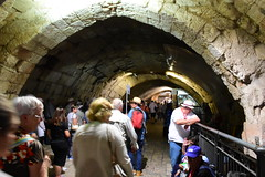 Entrance to Western Wall tunnels, Old City of Jerusalem (R-Gasman) Tags: travel entrance westernwalltunnels oldcityofjerusalem israel