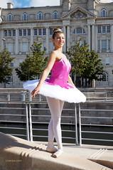 DSC06339 (liverpix) Tags: cleo dog performing anthonywalsh photowalk 500px liverpool pierhead liverbuilding ballerina ballet