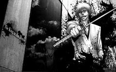 Bleach (2) (Kazuki Nagai) Tags: galerias sakurajournal anime bleach quincy ichigo uryuuishida bankai rukia wallpaper