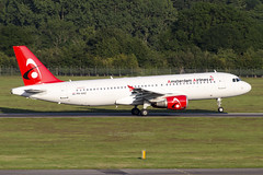 Amsterdam Airlines Airbus A320 PH-AAZ (Perfect Moment Images) Tags: amsterdam airlines airbus a320 phaaz sou southampton airport