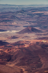Andes aka Martian landscape (Piotr_PopUp) Tags: andes chile nevadotrescruces landscape landscapefromplane vertical volcano volcan aerial fromabove windowseat latinamerica southamerica red erosion volcngrande salargrande