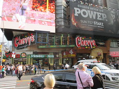 Suitcase Bomb Scare on 42nd Street 2016 NYC 5654 (Brechtbug) Tags: suitcase bomb scare 42nd street west st between 7th 8th avenues midtown manhattan police descended area following reports suspicious package which turned out be small rolling roped off front mcdonalds about 845 am while they investigated nyc 2016 new york city 09212016 false alarm fake bombs