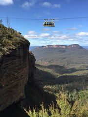 Scenic Skyway, Scenic World, Katoomba (stephenk1977) Tags: australia newsouthwales nsw katoomba bluemountains scenic world skyway cable car jamisonvalley falls view ride attraction iphone6