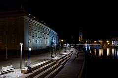 Bulwar (StOOdi) Tags: night em10markii olympus poland wrocaw wroclove wroclawbynight wrocawnoca architecture landscape