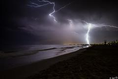 Fulmine (Luca Ghidini) Tags: fulmine storm milano marittima temporale luca ghidini spiaggia mare beach lightning