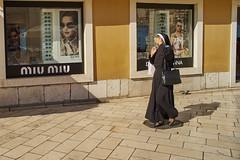 indifferent light (Carey Moulton) Tags: croatia street decisive moment people urban life