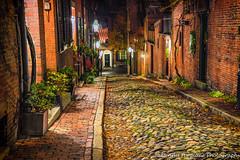 Beacon Hill, Boston MA. USA (dennisforgione) Tags: cityscape boston night beaconhill
